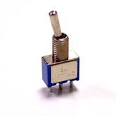 Тумблер SMTS-102 (I-O) (8x5мм) (3 конт.3А/125В), 56922