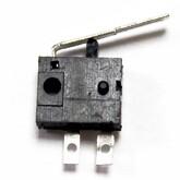 Концевик микро (8x8мм) планка 12мм (3к .125В/1A)