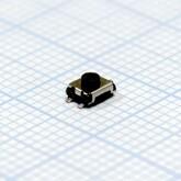 Кнопка 3,0х4,0х1,5мм H-клавиши=1,0мм 4 вывода (горизонтальная установка) №8 SMD