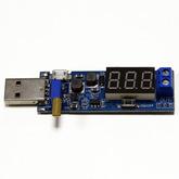 [013]  Модуль: DC/DC повыш.; вх. 5,0V (USB порт) - вых. 1,2-24V, до 3W с LED вольтм.