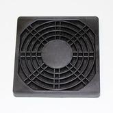 Решётка + фильтр вентилятора: 92х92мм (пластик) FG-09