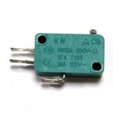 Концевик (28x15мм) KW3-OZ-A (без планки) (3к.250В/16A)