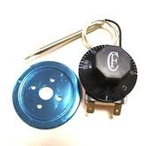 Терморегулятор капиллярный  WGB85 (30-85°С, 16А, 250V) Lтрубки- 2м (в бак)