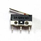 Концевик микро (13x6мм) HX/DM1-01P-30, планка 10мм, (3конт 125В/1A)  64668