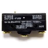 Концевик (50x25мм) Z-15G-B (без планки) (3к. 250В/15A)