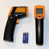 Термометр дистанционный DT8220/AR320 -50~220°С, ЖК-дисплей, лазерный указатель