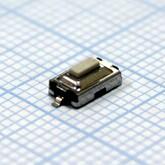 Кнопка 3,0х6,0х2,5мм H-клавиши=0,5мм 2 вывода (горизонтальная установка) №7 SMD