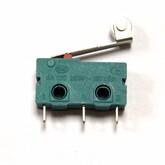 Концевик (20x10мм) KW4-5/MSW-13 планка 17мм с роликом, (3к .250В/5A), 67322