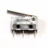 Концевик (20x10мм) KW4-6, планка 20мм, (3к.250В/3A)