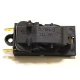 Термовыключатель (в ручку, корпус) ZL-189-A/B (13A, 250V, 125°) (чайники, термопоты..)