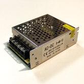 [006]  Блок питания импульсный встраиваемый 12V-4,0A (корпус alx-15, 110*78*35)