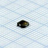 Кнопка 3,0х3,0х1,0мм H-клавиши=1,0мм 4 вывода (горизонтальная установка) SMD