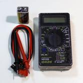 Прибор цифровой (тестер) M 830В ФAZA