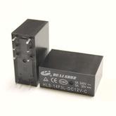 Реле HLS-14F3L (DC12V-5A-1C) 29x12,6x20,6 контакты под пайку