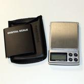 Весы электронные (0-1000гр), точность 0,1гр  HZX-001