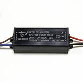 [012]  Драйвер LED (LED DRIVE) AC ~85-265V/ (1 х 20WT LED, 20-35V 600mA) корпус IP67