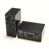 Реле HLS-14F2 (DC 5V-16A-1C) 29x12,6x20,6 контакты под пайку