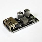 [057]  Зарядка БЫСТРАЯ 1 канальная (USB 12-24V-QC2.0, QC3.0)