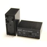 Реле HLS-14F1L (DC 5V-10A-1C) 29x12,6x20,6 контакты под пайку