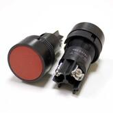 Кнопка LXA2 (3SA5)-EA42 (53x25мм) (I-O) красная, без фиксации (240V/3A) 66030
