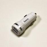 Питание: (АЗУ) Штекер прикуривателя, 2 USB (5V, 2,4A) HOCO Z27