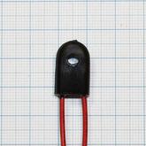 [023]  Термопредохранитель на T=130°С, 5А, 250V, с проводом 70 мм